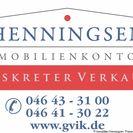 Henningsen Schild-diskreter Verkauf
